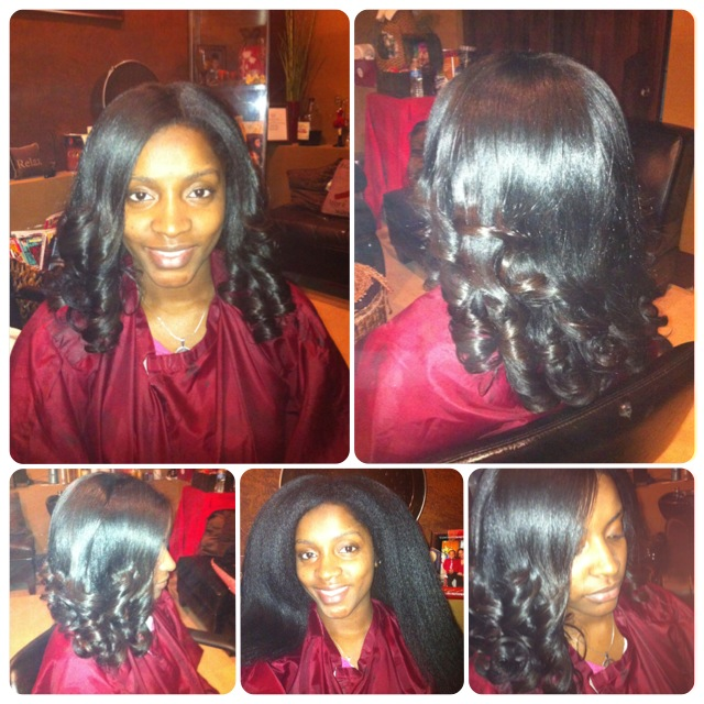 Sassy Hair     via naturallymeashley :     Beauty Shop Flow…gotta keep some styling to the professionals!       Keep it sassy, join Sassy Nation     http://sassynation.tumblr.com     http://www.facebook.com/TheSassyNation     http://twitter.com/#!/SassyNation