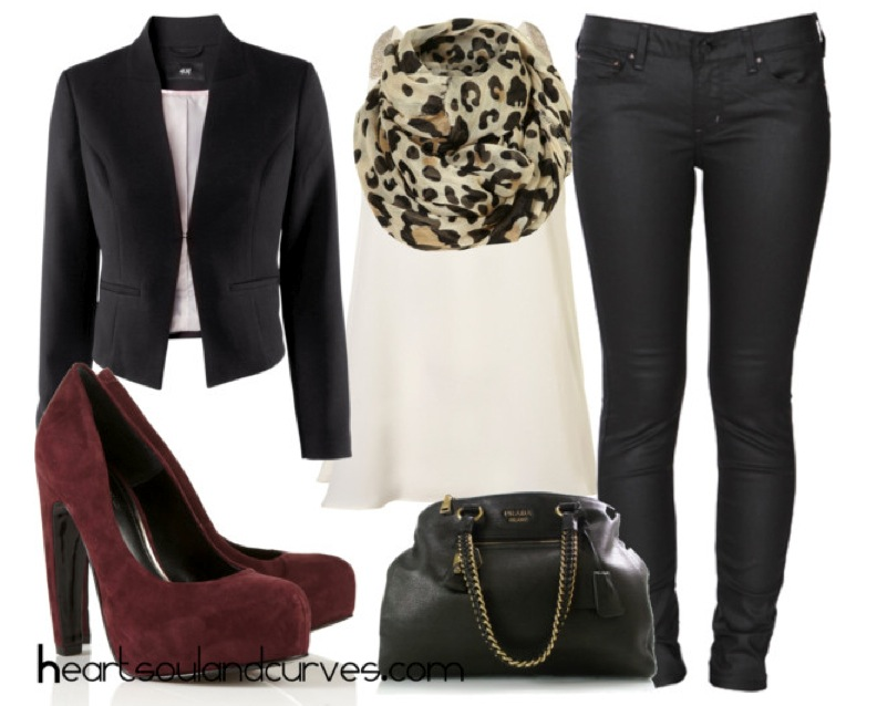 Sassy Style     via heartsoulandcurves :     Date Night… If I was your stylist        Doing it with class, 'cause we've got a lot of sass, join Sassy Nation     http://sassynation.tumblr.com     http://www.facebook.com/TheSassyNation     http://twitter.com/#!/SassyNation