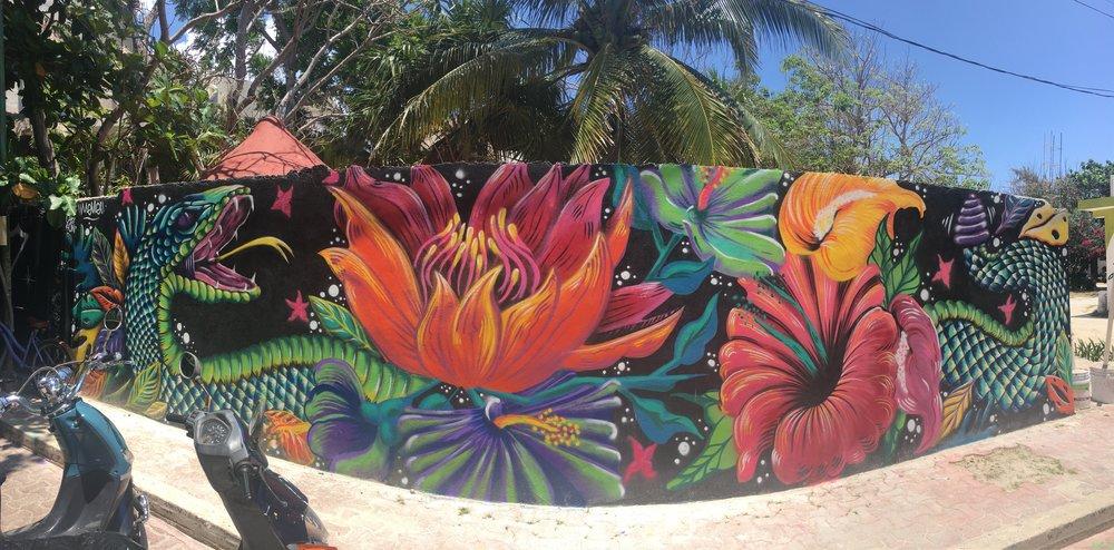 Playa del Carmen Murals_StreetArt-3