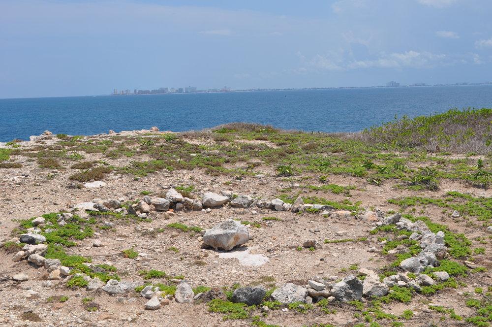 Ixchel Ruins Isla Mujeres
