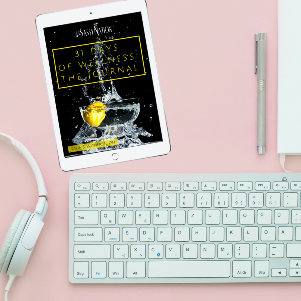 31 Days of Wellness: The Digital Journal Download