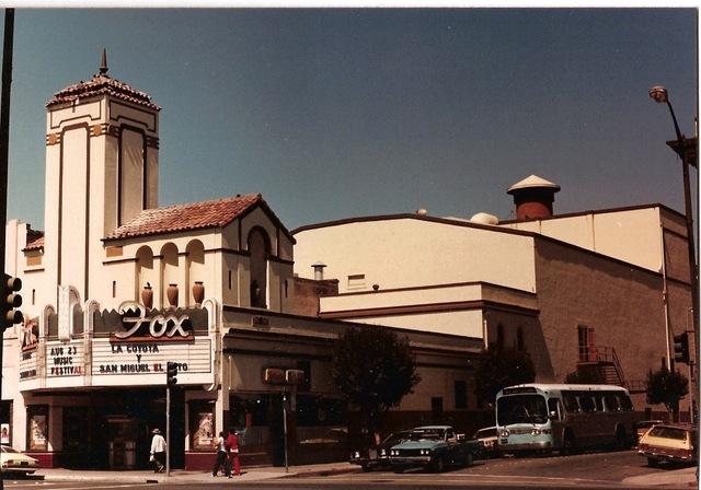 Photo circa 1984