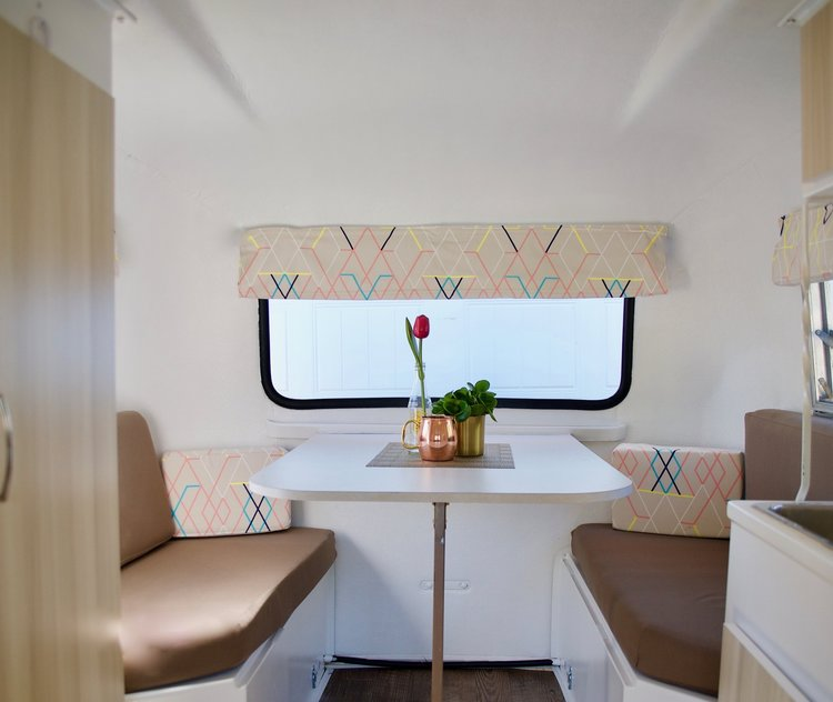 Boler Restoration Featured On Apartment Therapy