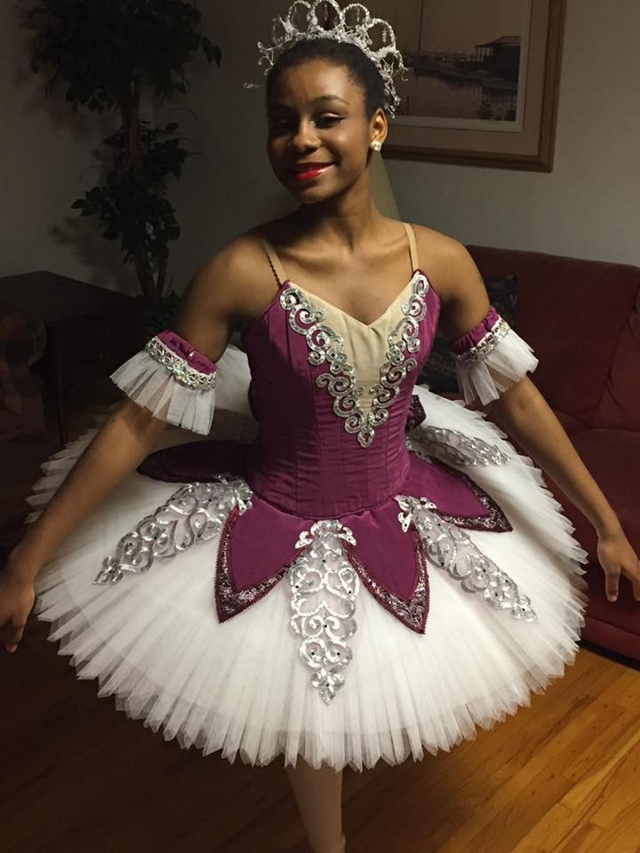 - Simone Ayres, the first Alison Parker Memorial Scholarship recipient, will be dancing the role of the Sugarplum Fairy in the upcoming production of The Nutcracker by the Southwest Virginia Ballet.