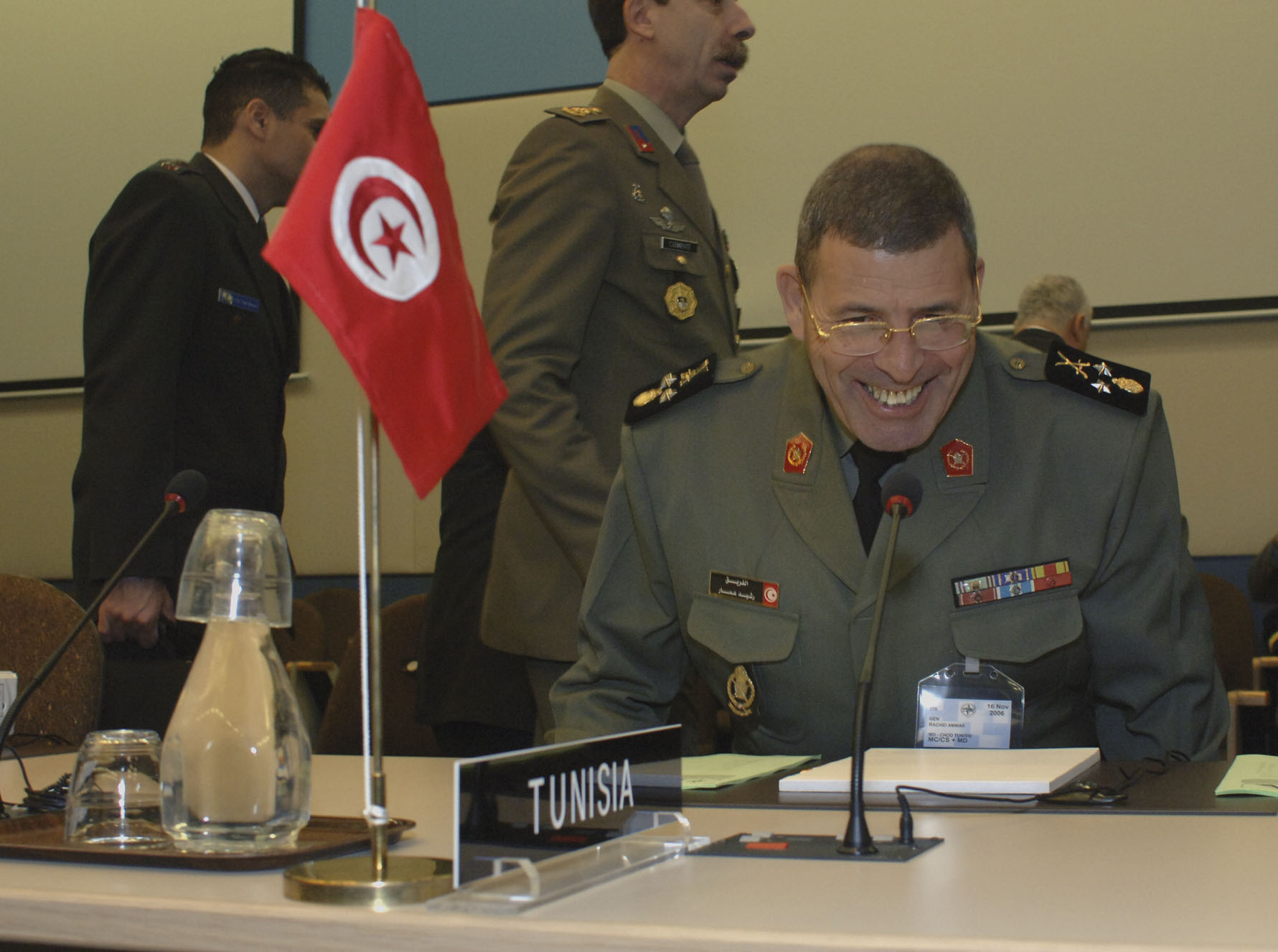 General Rachid Ammar