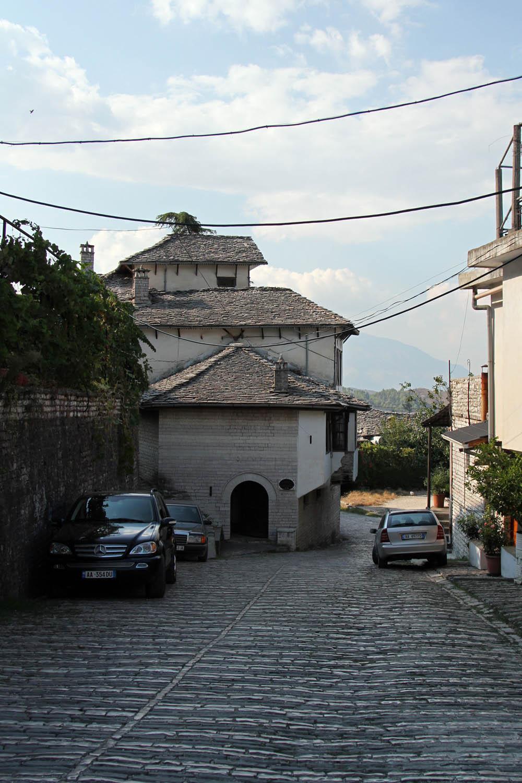 Enver Hoxha's family home in Gijrokaster, Albania