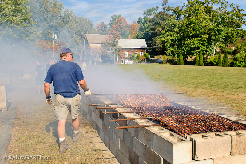 Sterling Firefighters BBQ