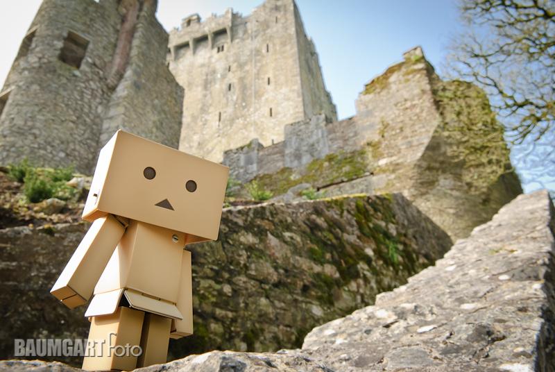 Danboard Visits Blarney Castle