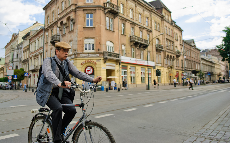 ulica Karmelicka Krakow Poland