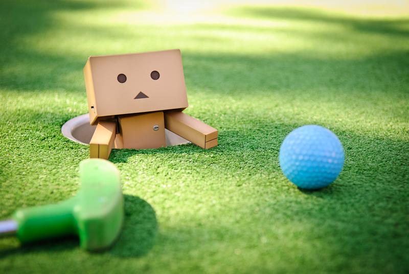 Danboard Golf