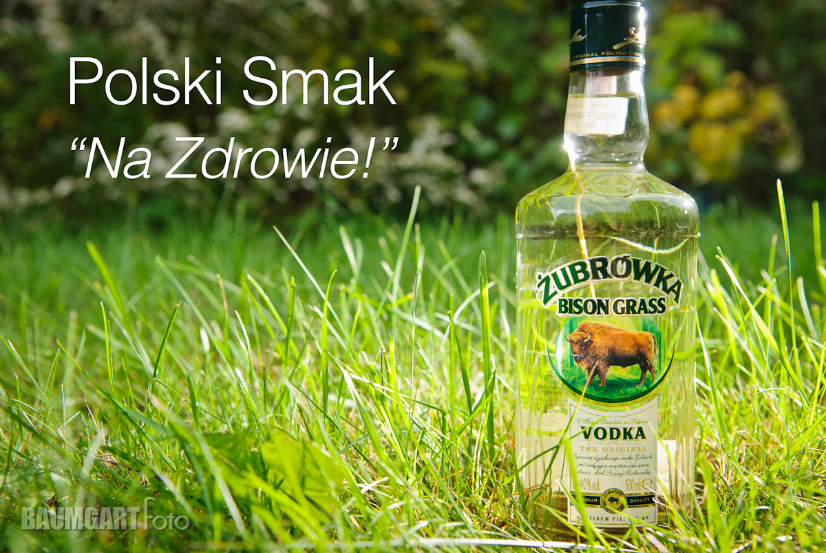 Żubrówka bison grass vodka