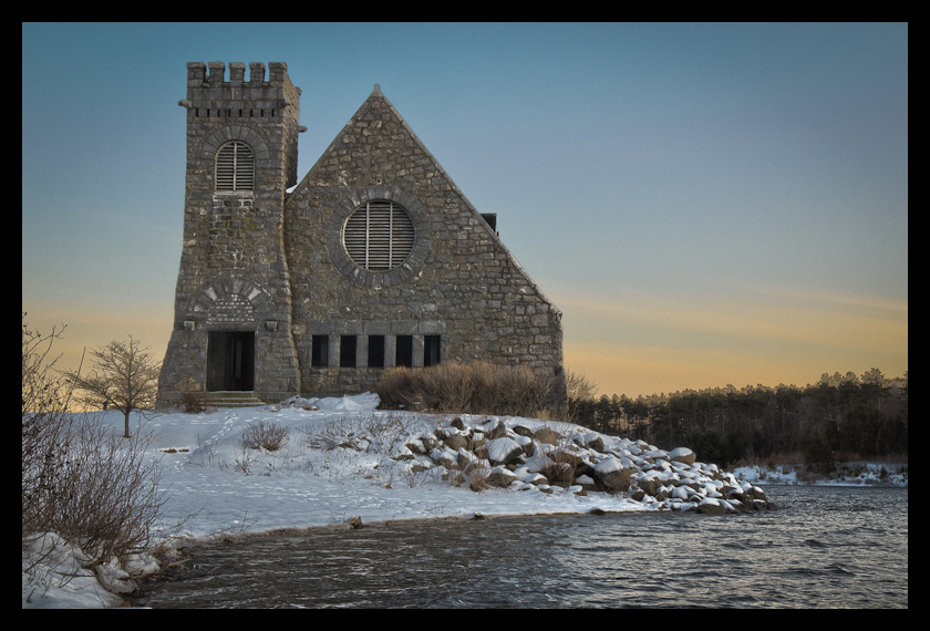 Old Stone Church West Boylston