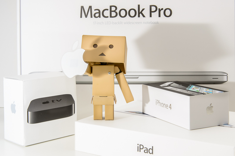 Danboard Apple Fanboy