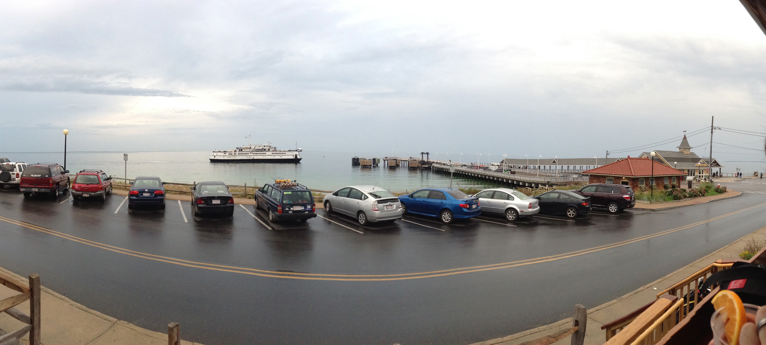 Marthas Vineyard Panorama