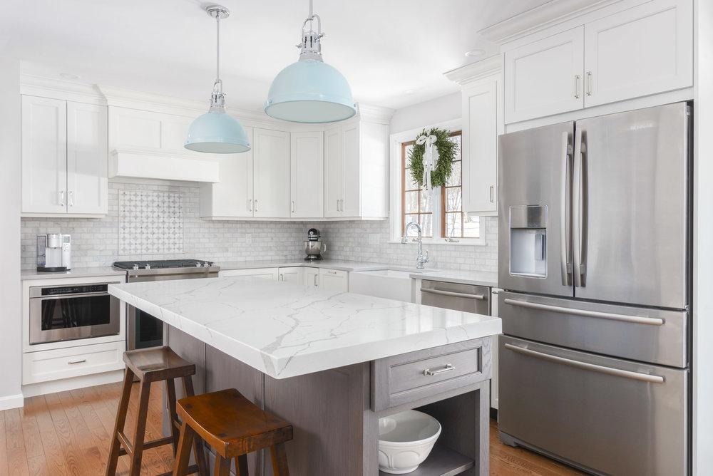 Kitchen Remodel - Ashland, MA
