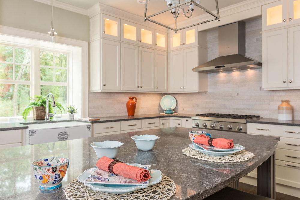Kitchen Remodel - Bedford, MA