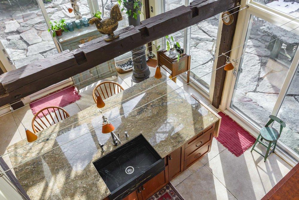 Kitchen Remodel - Bolton, MA