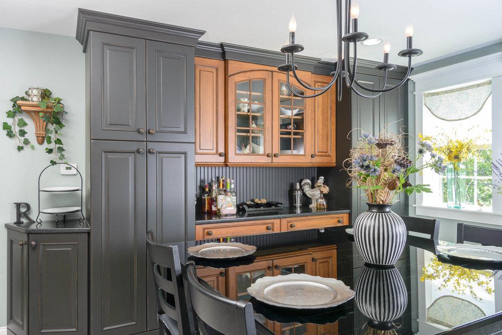 Kitchen Remodel - Fitchburg, MA
