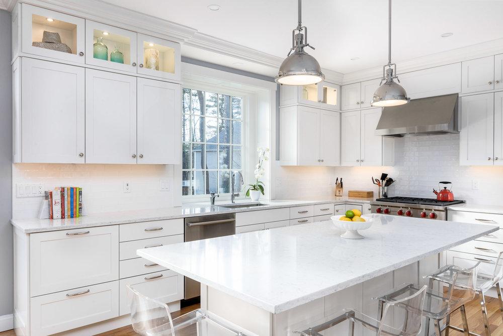 Kitchen Remodel - Sudbury, MA