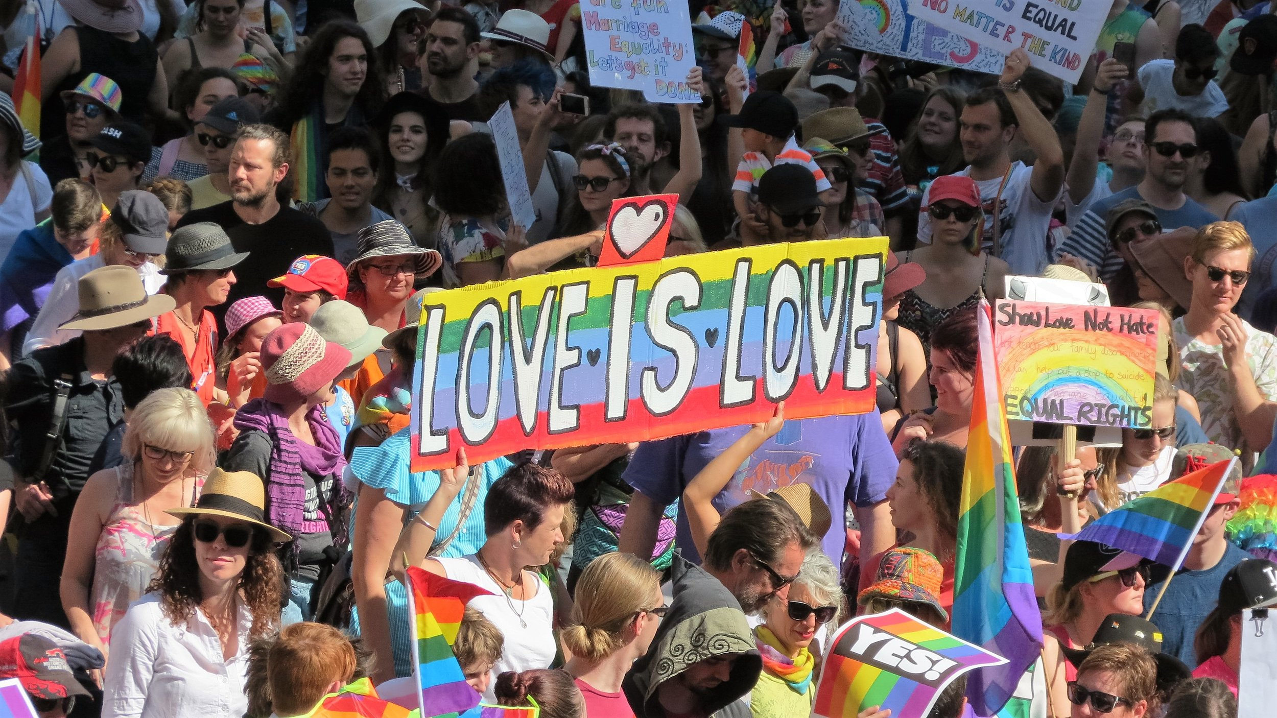 March for Marriage Equality This Saturday in Seattle