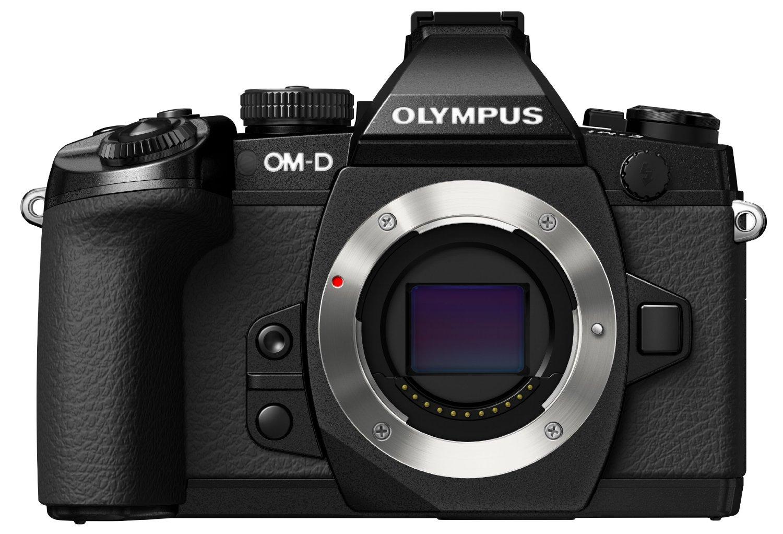 Olympus OM-D EM-1 Body. Image Amazon.com