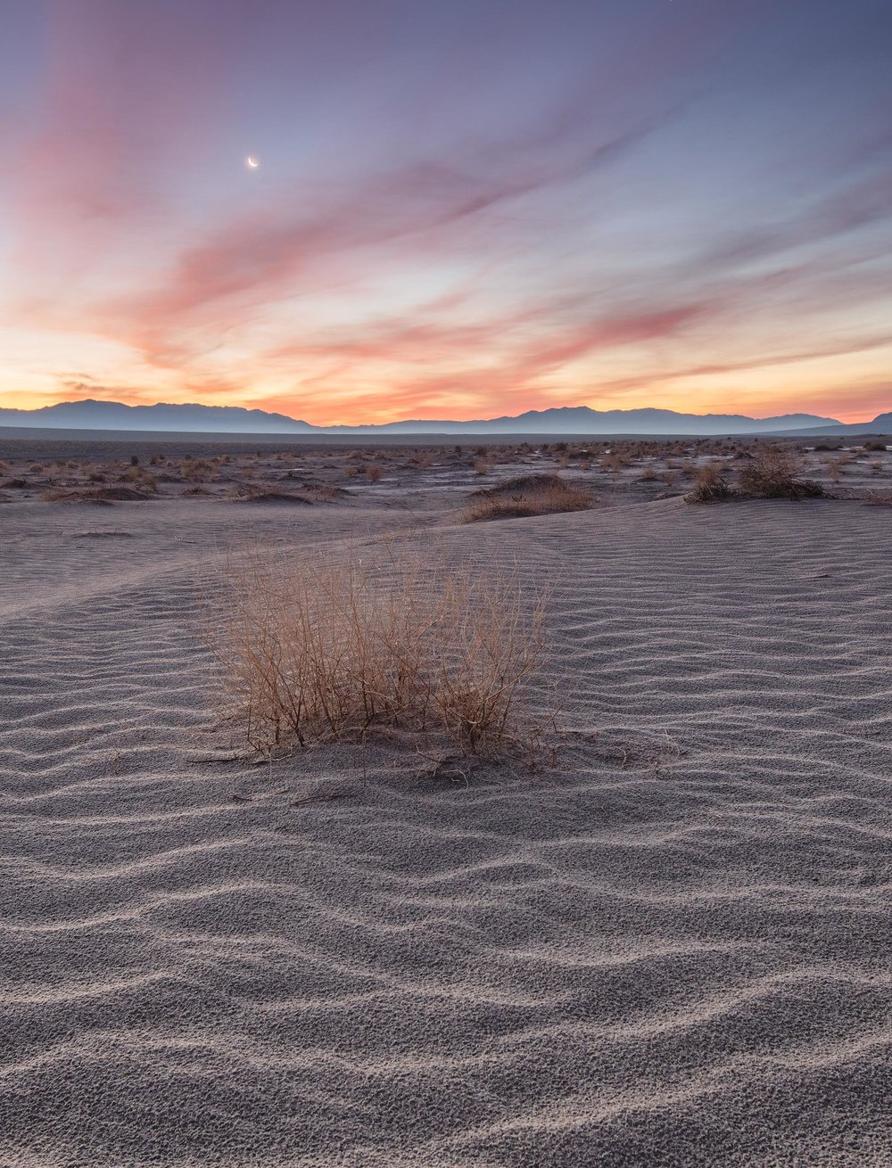 """Death Valley Dawn"""