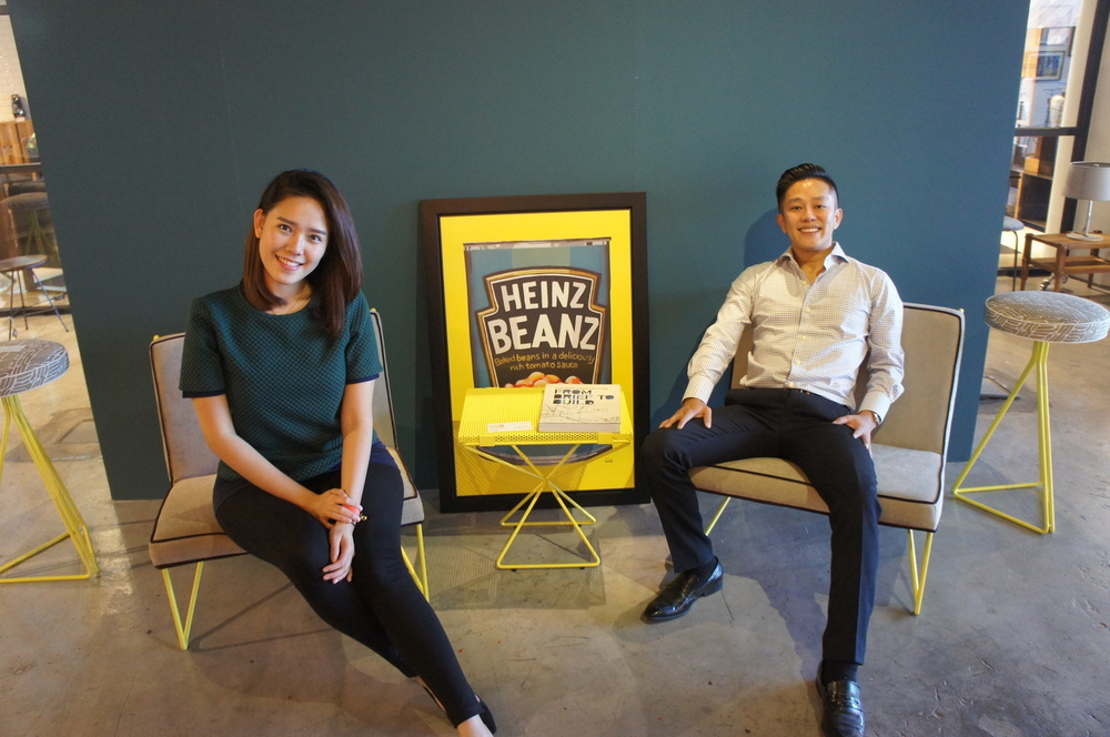 Esther Ng & Kent Lim and the Kedai Bikin: LUXE collection