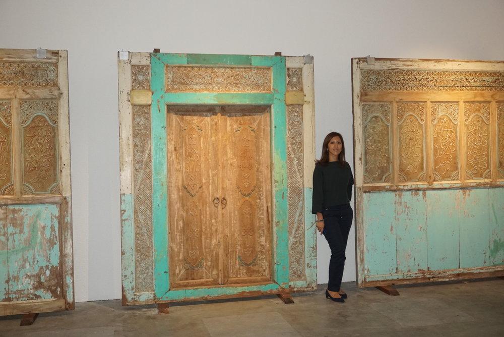 Batik&Bubbles_muziumsab_doors