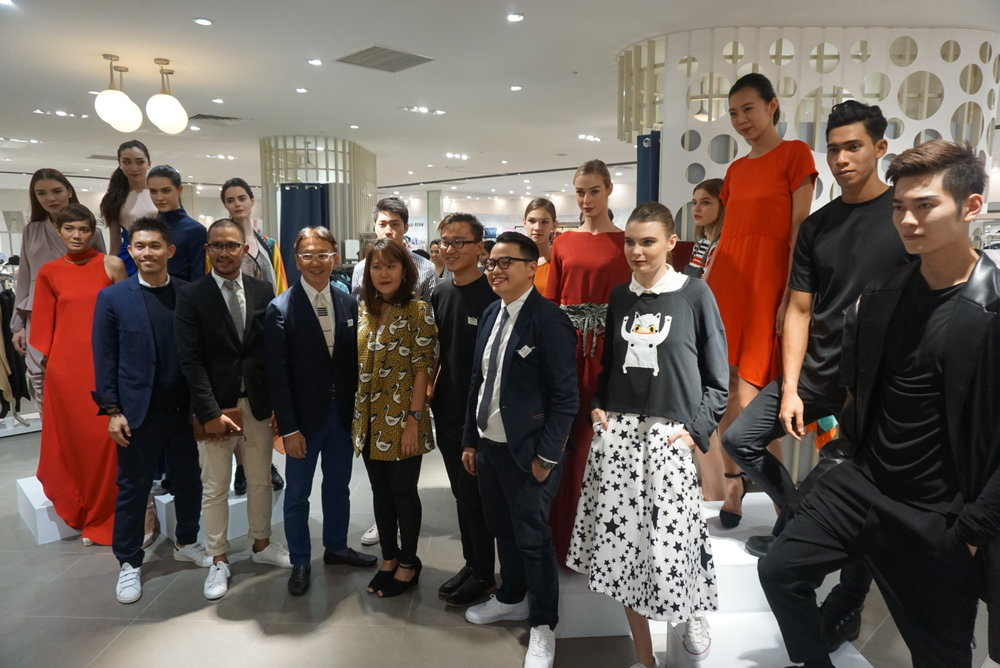 Isetan x KLCC launch