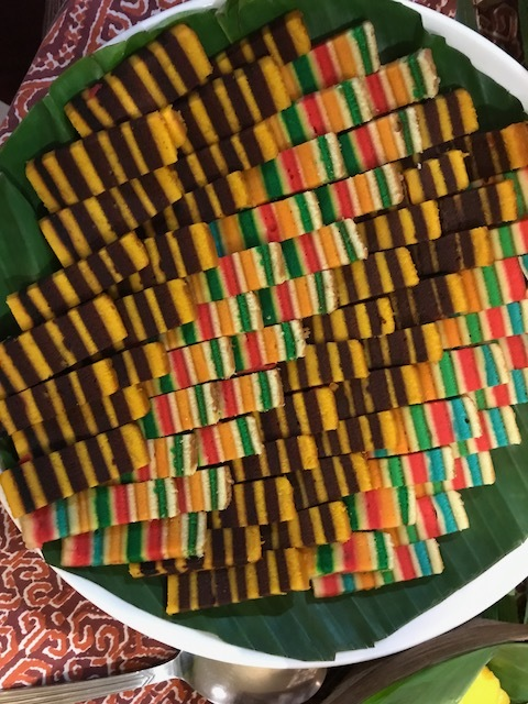 Sarawakan Kek Lapis ~ colorful & delicious!