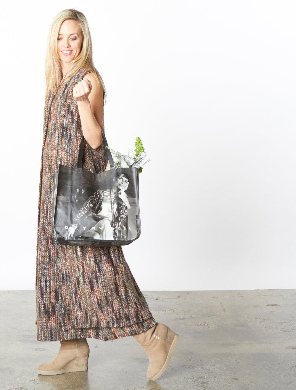 Edwin Vest, Bobbi Dress in Multi Italian Crochet