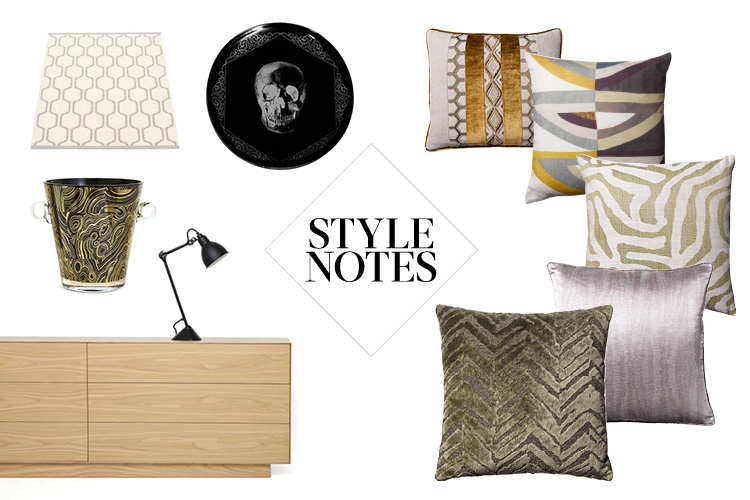 Go neutral with your interiors, Celia Faris style