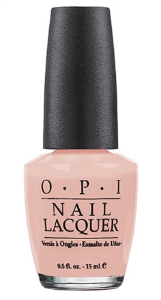 OPI Nail Lacquer in Coney Island Cotton Candy