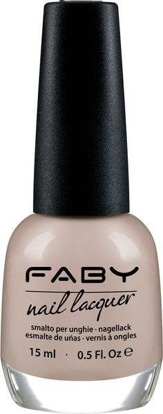 Faby Nail Lacquer in That's Jazz