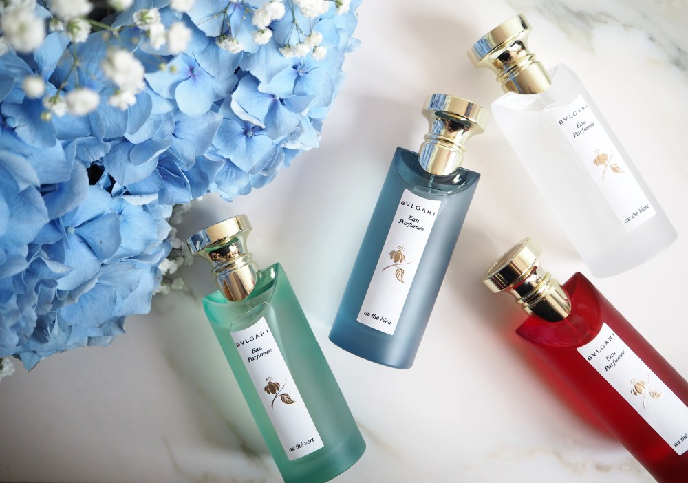 Eau Parfumée Collection