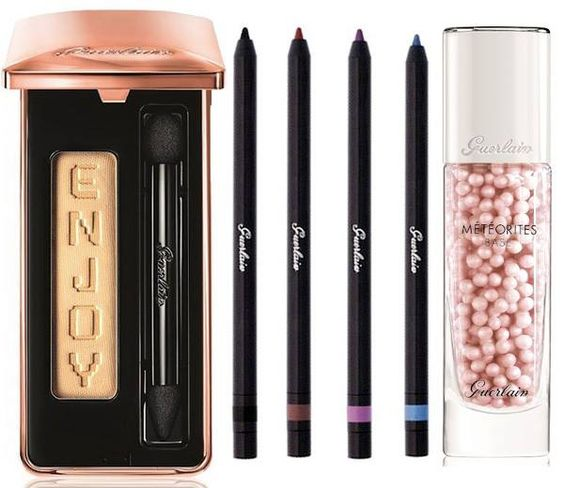 Guerlain Glow Makeup collection.
