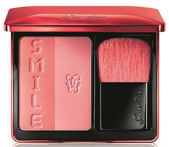 Guerlain Rose Aux Joues Blush Duo in Smile.