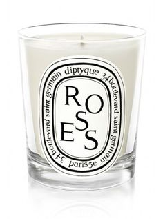 Diptyque Roses Candle, $97.