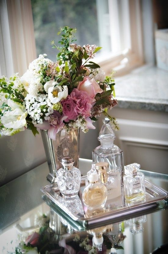 A beautiful soft scent is a welcome addition to any fragrance collection. Image Pinterest.
