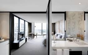 Modern apartment room