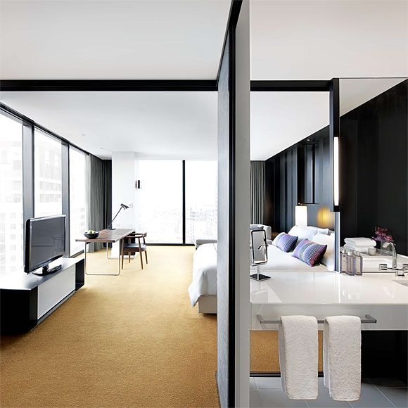 A modern minimal apartment