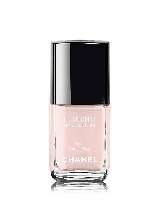 Chanel Long Wear Nail Colour in Ballerina
