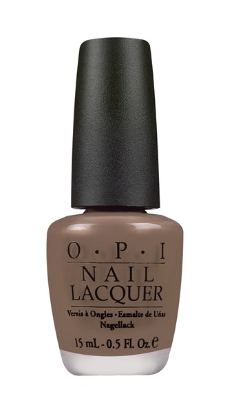 OPI Nail Lacquer in Over the Taupe