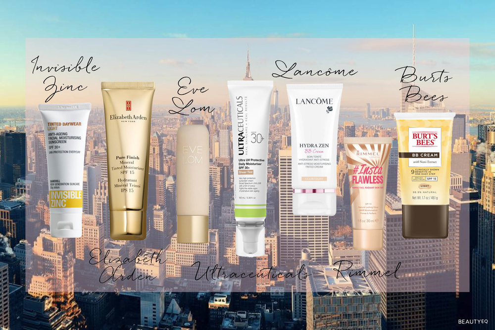 A tinted SPF is a city essential this summer