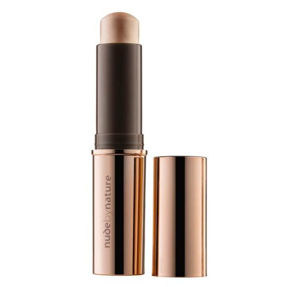 Nude By Nature Touch of Glow Highlighter Stick in Bronze $30.