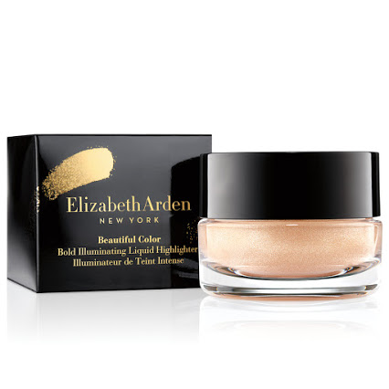 Elizabeth Arden Beautiful Color Bold Illuminating Liquid Highlighter in Golden Kiss   $49.