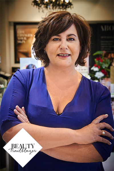 Celebrating 30 years in business - Marianna Glucina owner of About Face Clinics in Auckland.