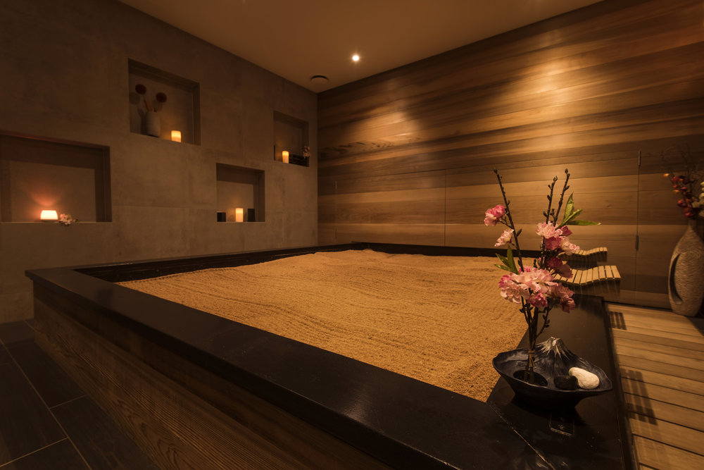 A Japanese day spa