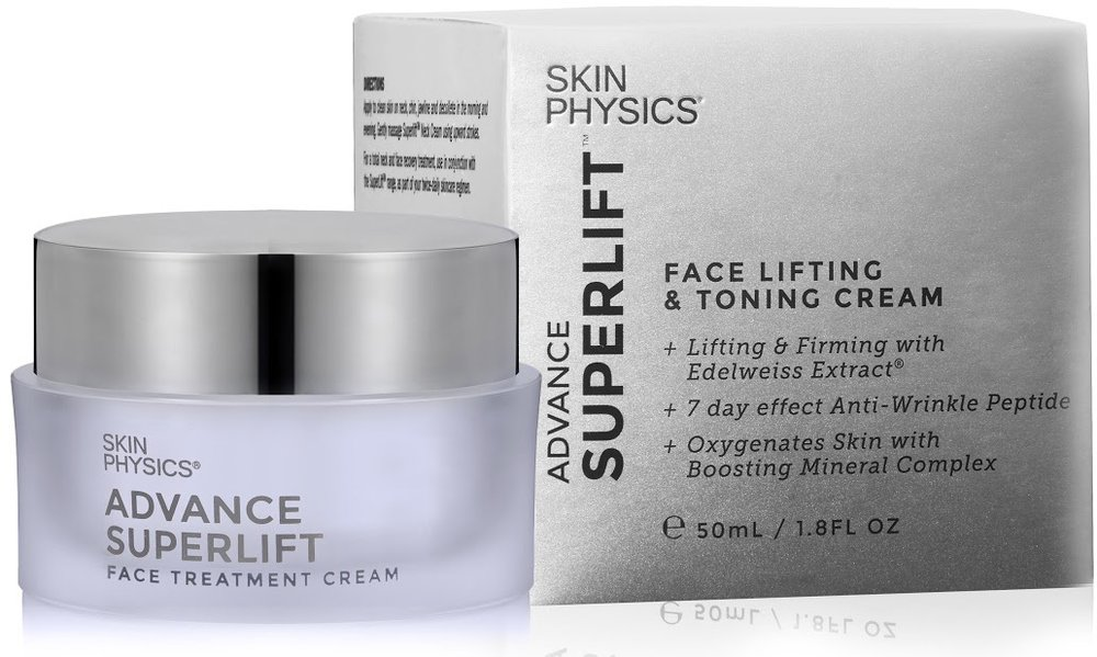 Skin Physics Advance Superlift Face Lifting & Toning Cream