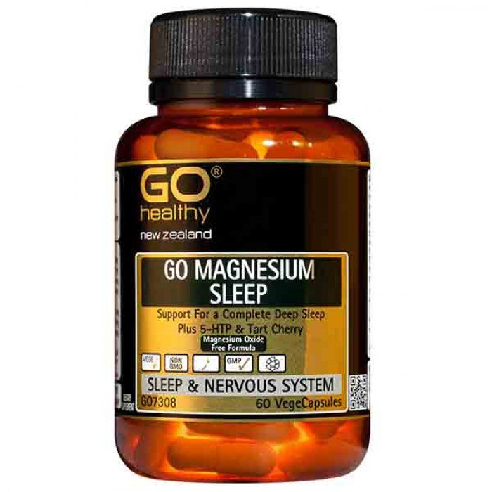 Go Healthy Magnesium Sleep
